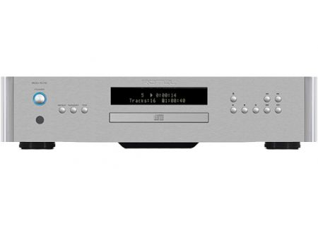 Rotel 15 Series Silver CD Player  - FR51751