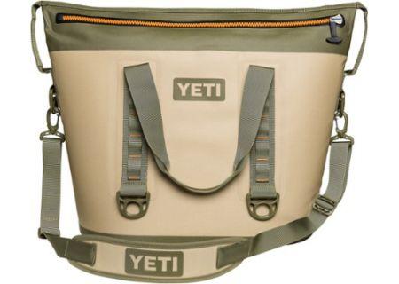 YETI Field Tan Hopper Two 40 Portable Cooler - 18040120000