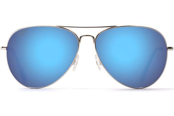 Large image of Maui Jim Mavericks Blue Hawaii Lens Sunglasses - B264-17