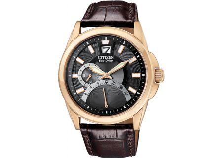 Citizen - BR0123-09E - Mens Watches