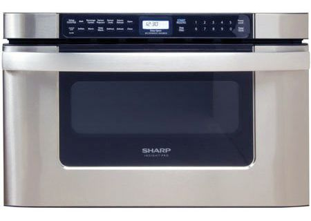 Sharp 24 Quot Kb6524 Stainless Microwave Drawer Kb 6524ps