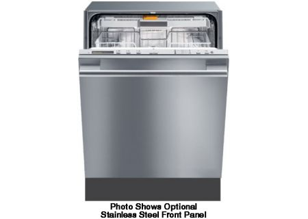 "Miele 24"" Futura ProfiLine Fully Integrated Custom Panel Dishwasher - PG8083SCVI"