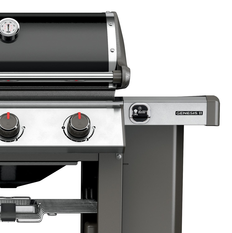 Weber Genesis Ii E 310 Propane Gas Grill 61010001