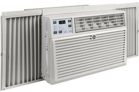 Ge 5 200 Btu 12 1 Eer 115v Window Air Conditioner Aem05lx