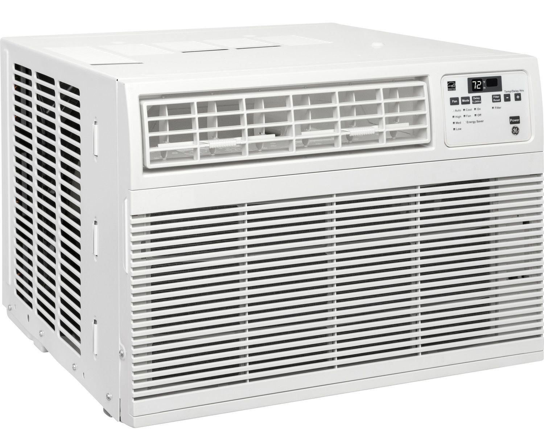 Ge 18 000 btu 11 9 eer 230v window air conditioner ahm18dw for 18000 btu window air