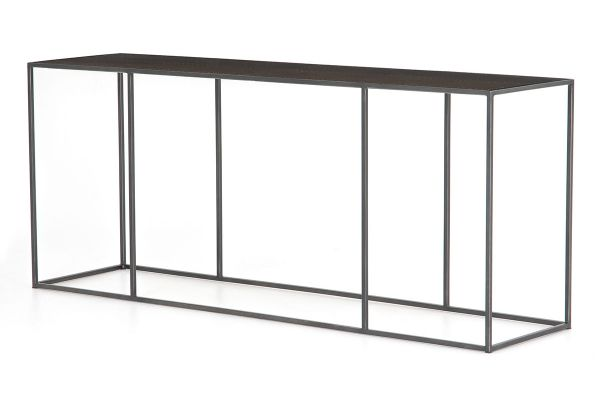 Large image of Four Hands Hughes Collection Phillip Console Table - CIMP-140A