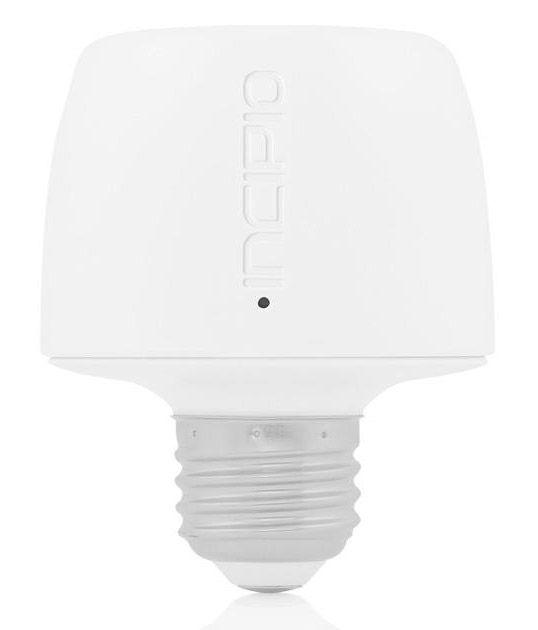 online retailer 1b36b d0822 Incipio CommandKit Wireless Smart Light Bulb Adapter With Dimming