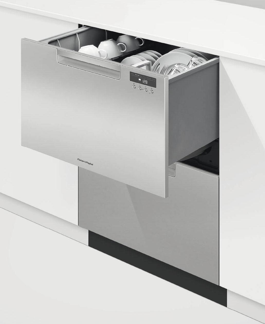Fisher and paykel 2 drawer dishwasher - Larger Image 1 2 3