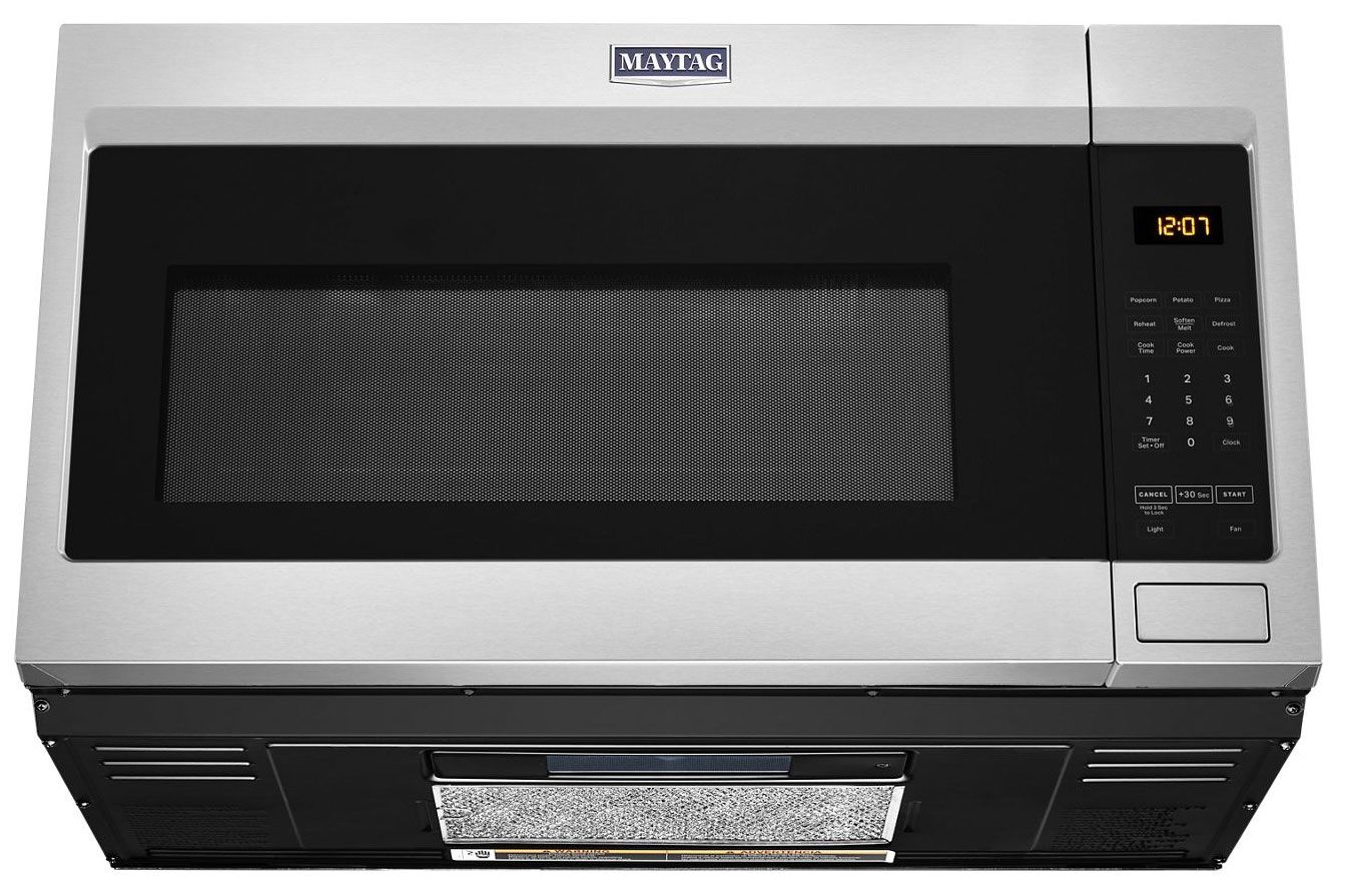 Stainless Over The Range Microwave