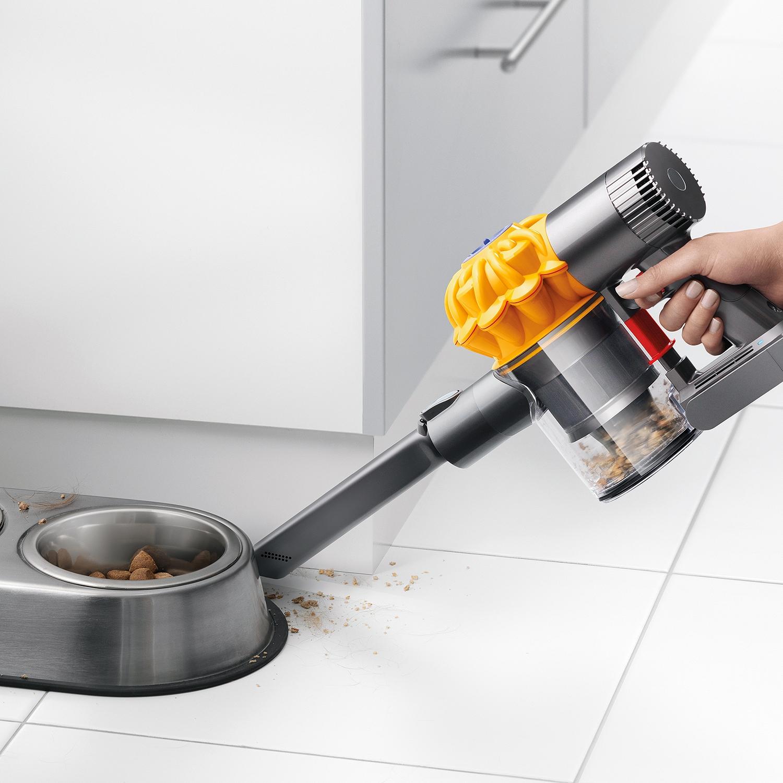 dyson v6 top dog handheld vacuum cleaner 216862 01. Black Bedroom Furniture Sets. Home Design Ideas