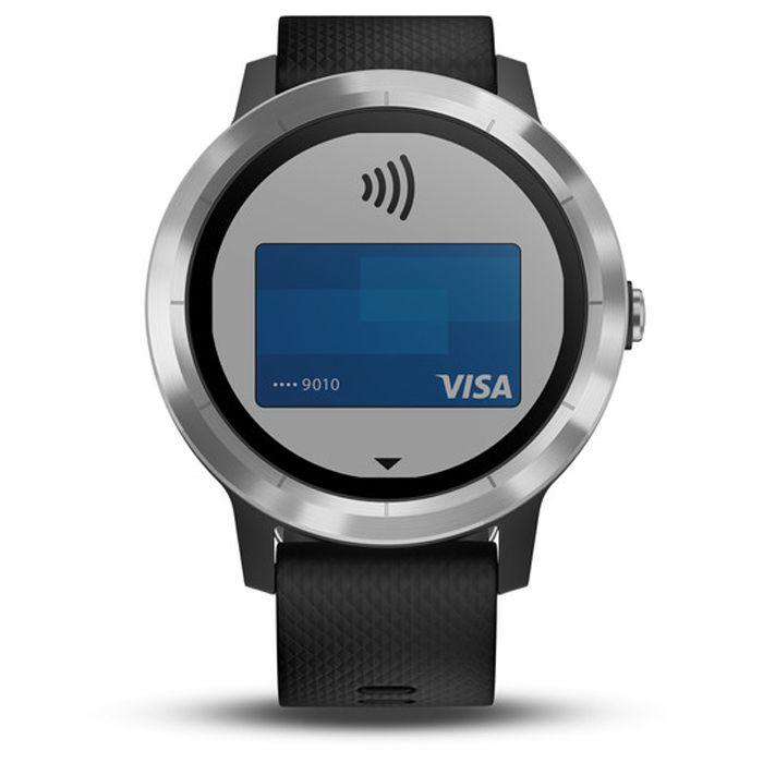 Garmin Vivoactive 3 Black Gps Smartwatch 010 01769 11