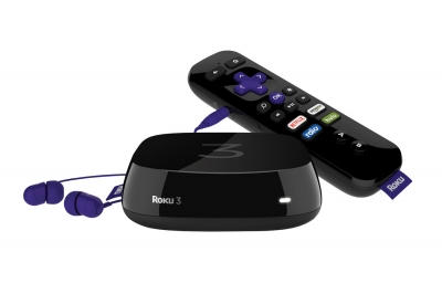 Roku 3 Streaming Media Player - 4230R