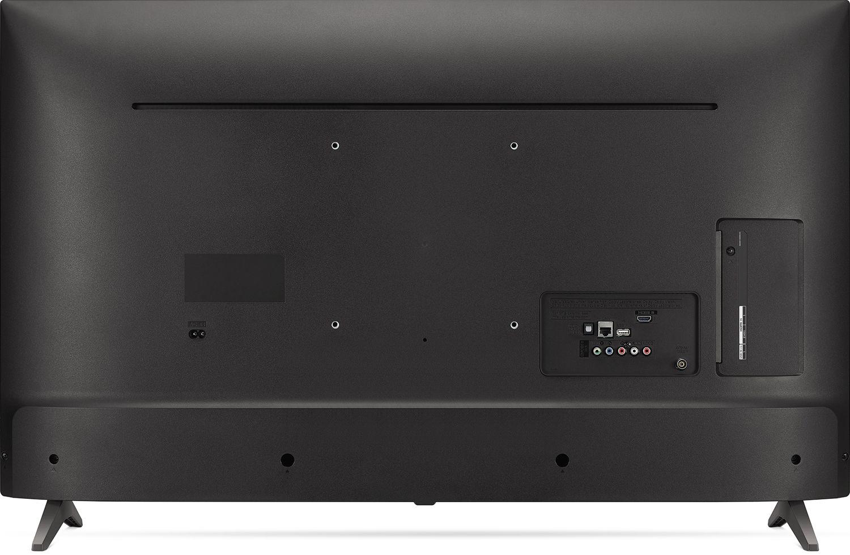 LG 43 Black UHD 4K HDR Smart LED HDTV 43UK6090PUA