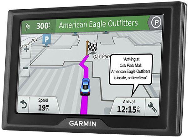Garmin Drive 51 Lm Gps Navigation System 010 01678 06