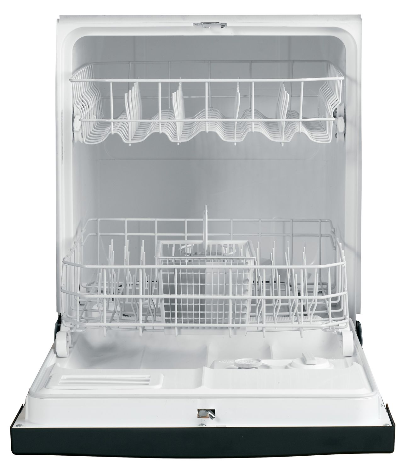 Ge Dishwahers Ge 24 Black Built In Dishwasher Gsd4000kbb