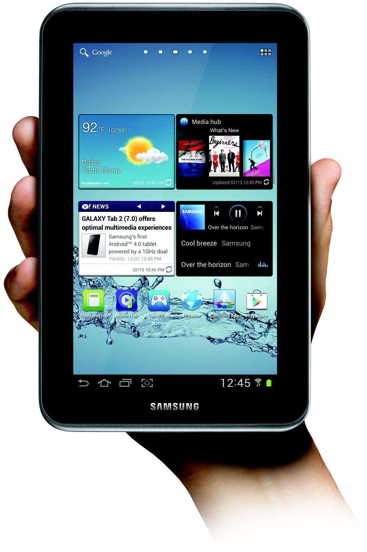 Extended Rear Facing >> Samsung 8GB Galaxy Tab 2 Wi-Fi Tablet - GT-P3113TSYXAR - Abt