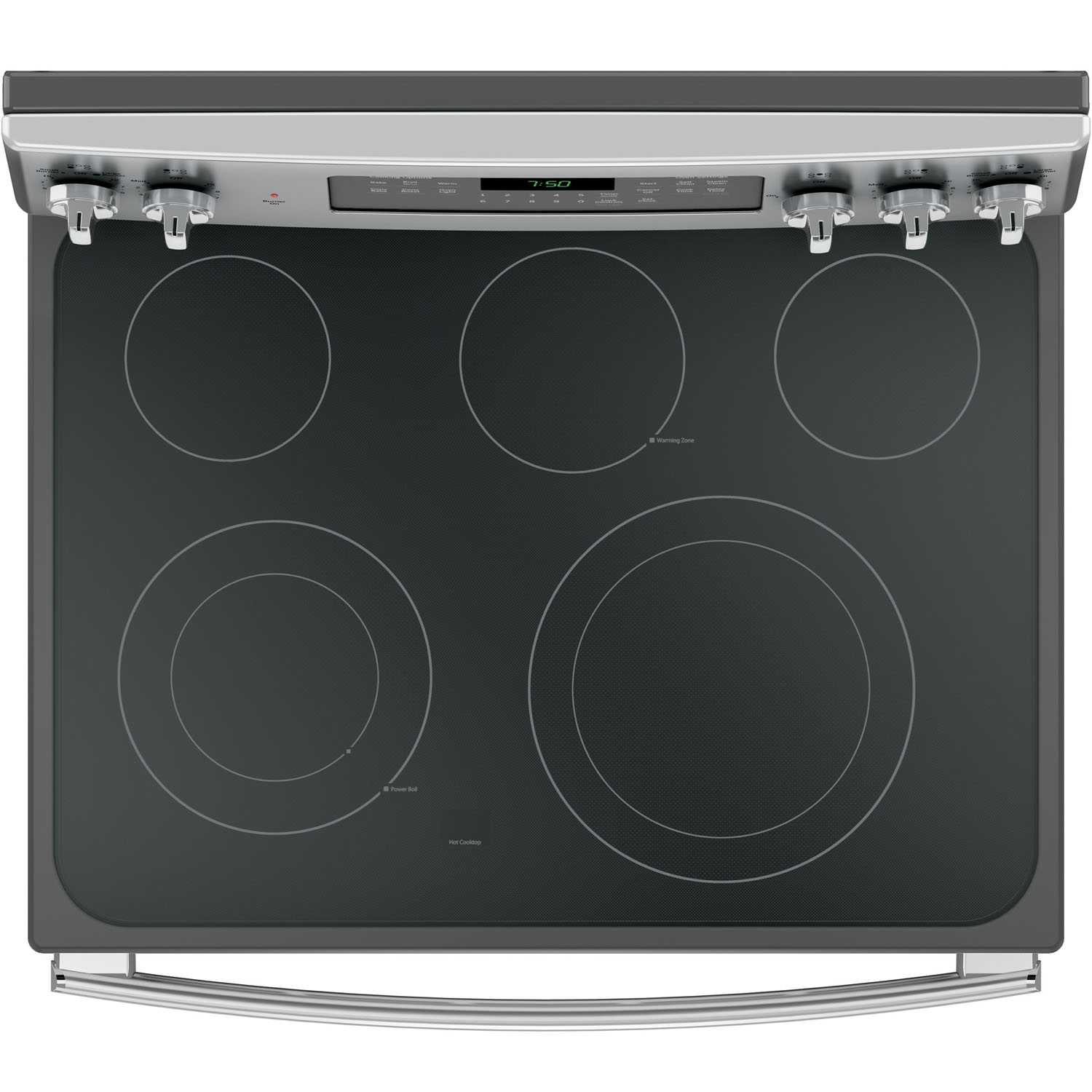 Ge 30 Quot Stainless Freestanding Electric Range Jb750sjss