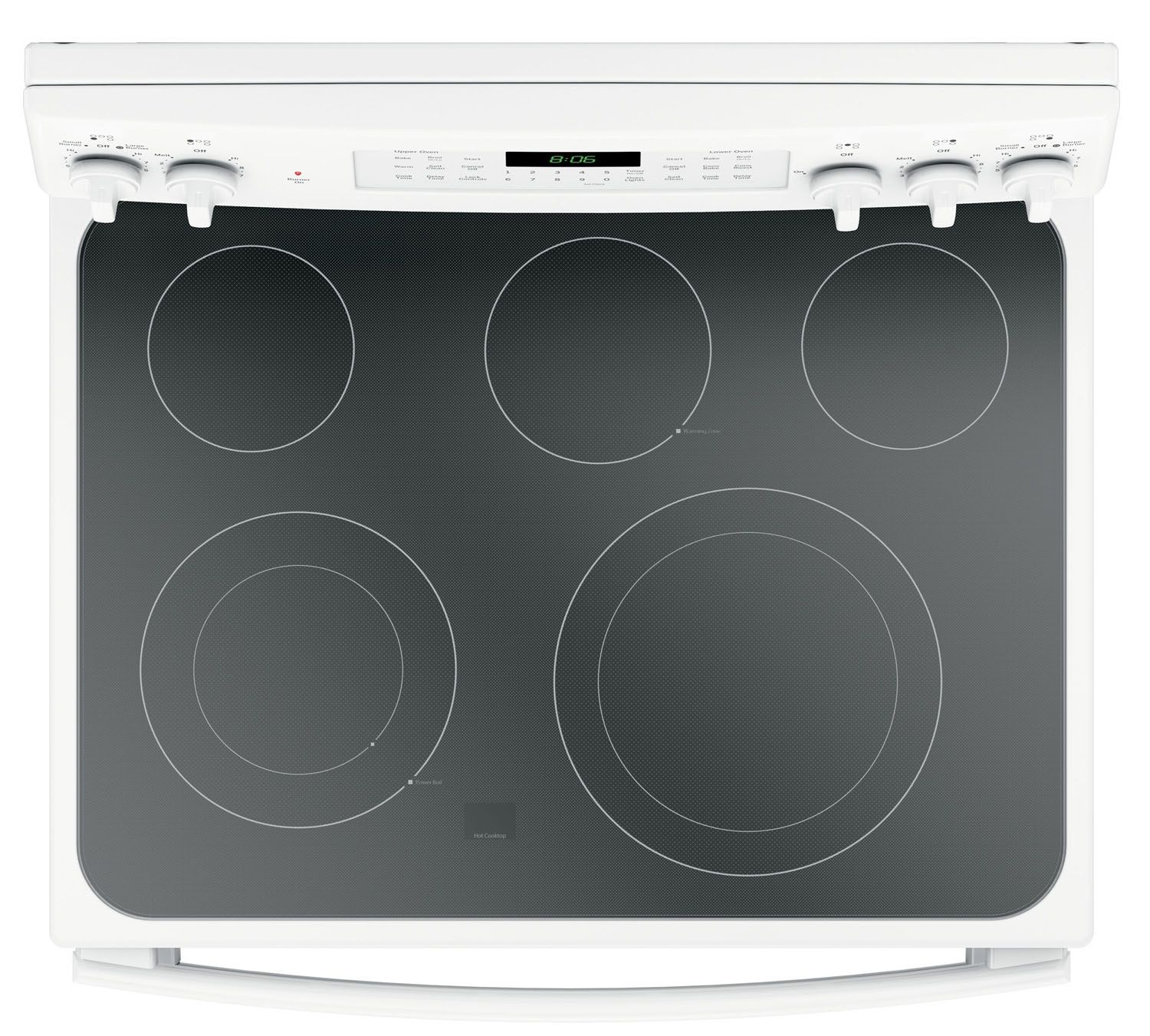 Jb Hi Fi Kitchen Appliances Ge 30 Electric Double Oven Convection Range Jb860djww