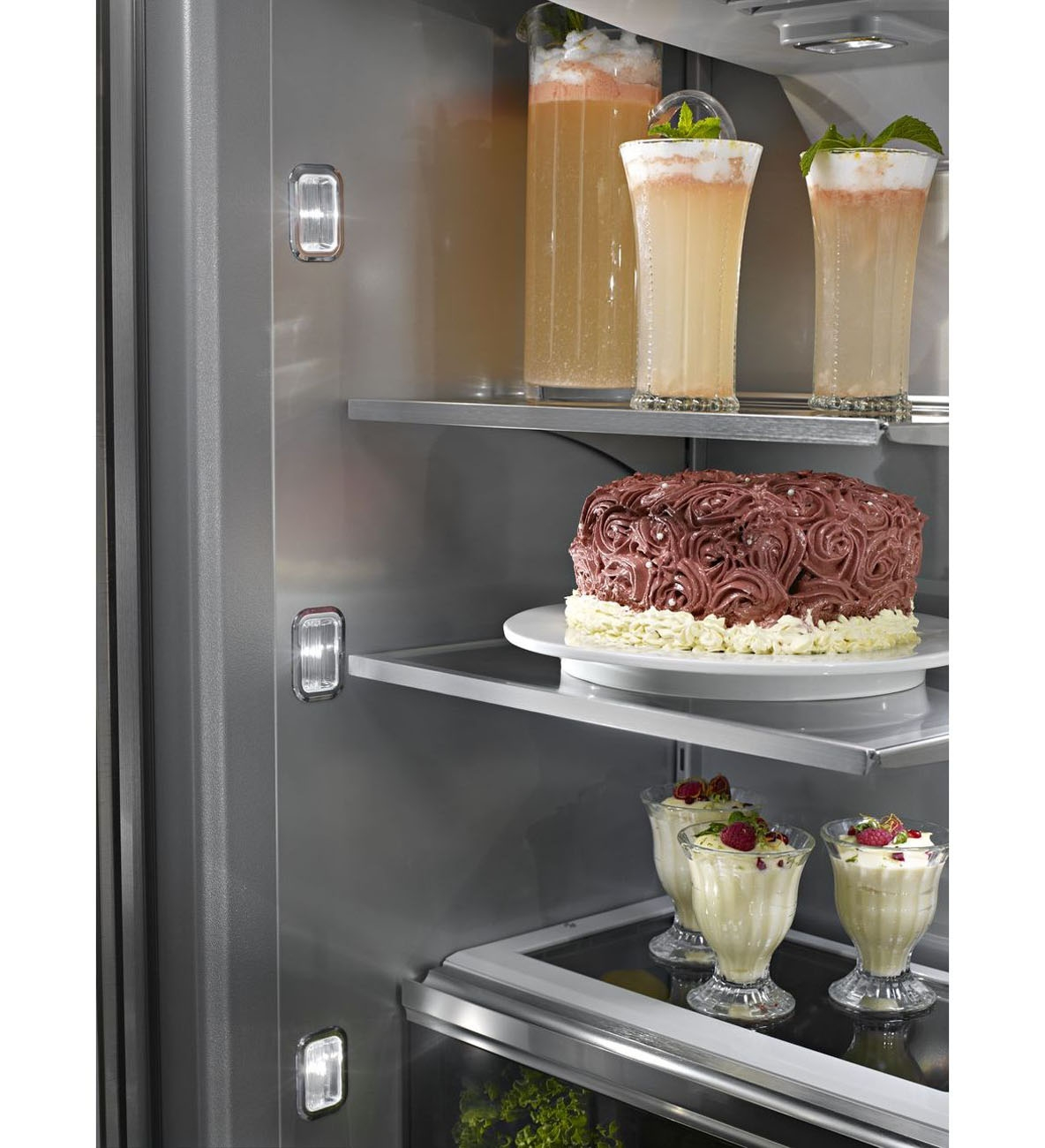 Kitchenaid 42 Quot French Door Refrigerator Kbfn502ebs