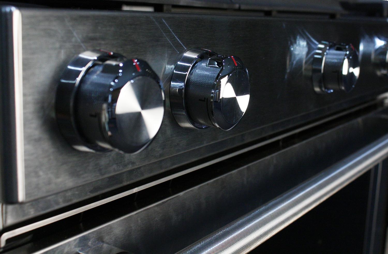 Kitchenaid 30 Stainless Slide In Gas Range Ksgg700ess