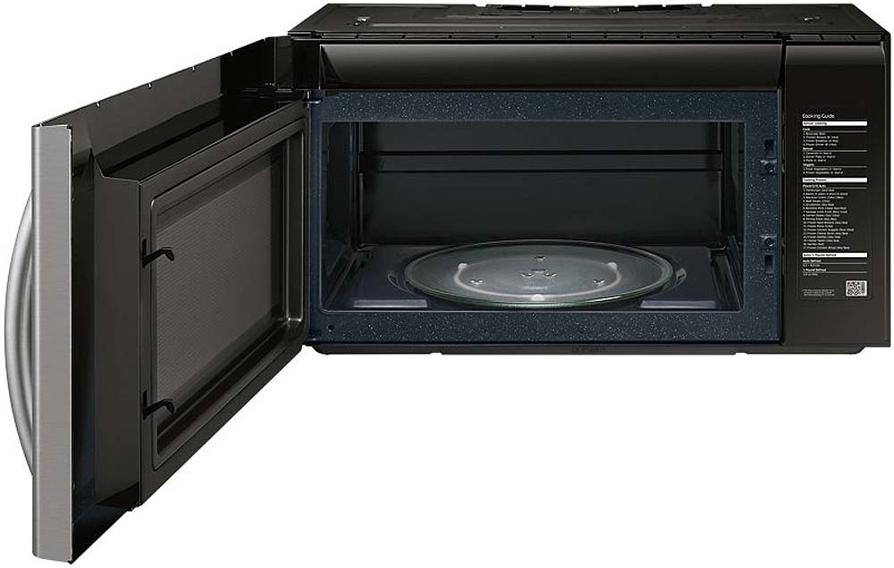Samsung Stainless Over-The-Range Microwave
