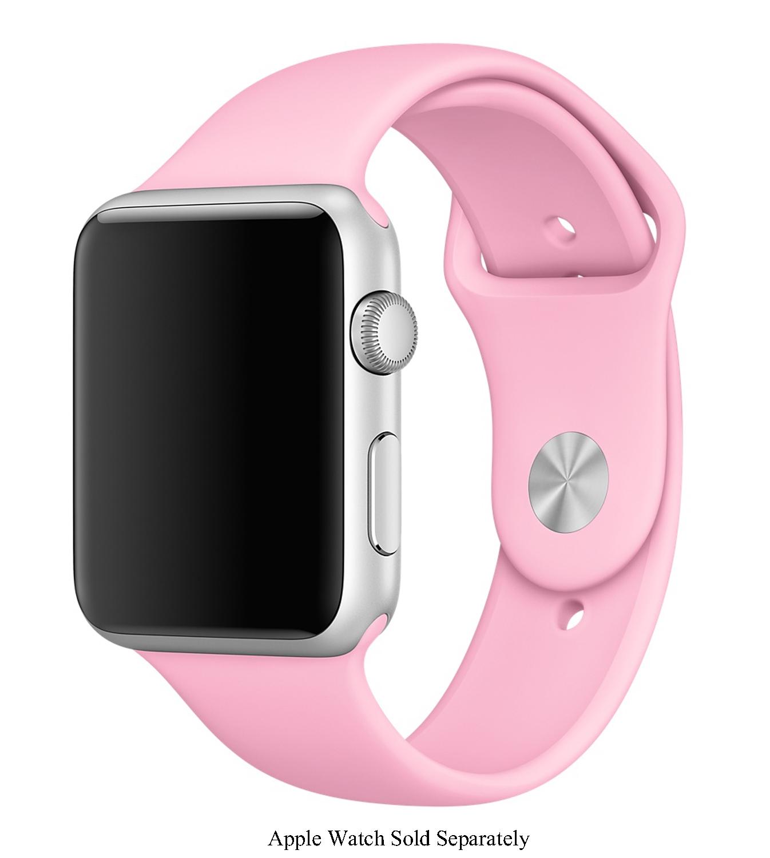 Apple Light Pink 38mm Apple Watch Sport Band Mm902am A