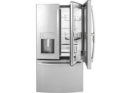 GE - PYD22KSLSS - French Door Refrigerators