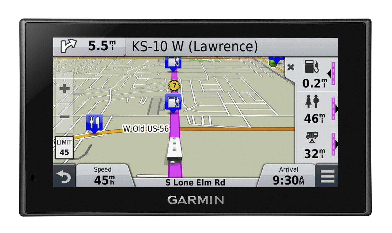 Garmin Rv 660lmt Gps Navigation System 010 01535 00