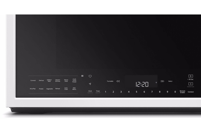 bce42f4a2abd Whirlpool White Microwave Hood Combination - WMH78019HW