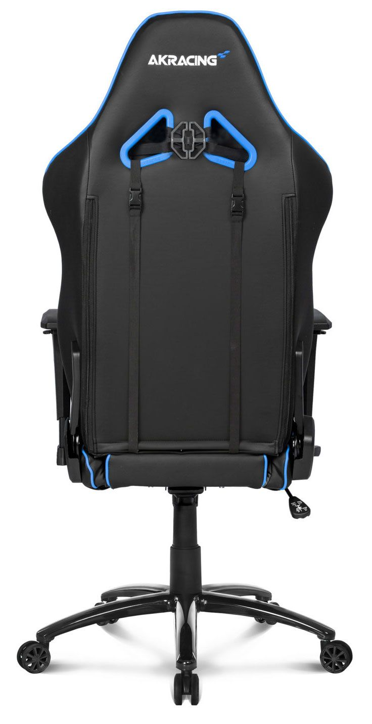 Peachy Akracing Core Series Blue Lx Gaming Chair Alphanode Cool Chair Designs And Ideas Alphanodeonline