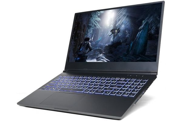 "Large image of CyberPowerPC Tracer IV Slim 15.6"" Gaming Notebook Intel i7-10750H 16GB RAM 1TB SSD, NVIDIA GeForce RTX 2060 - GTS99804"