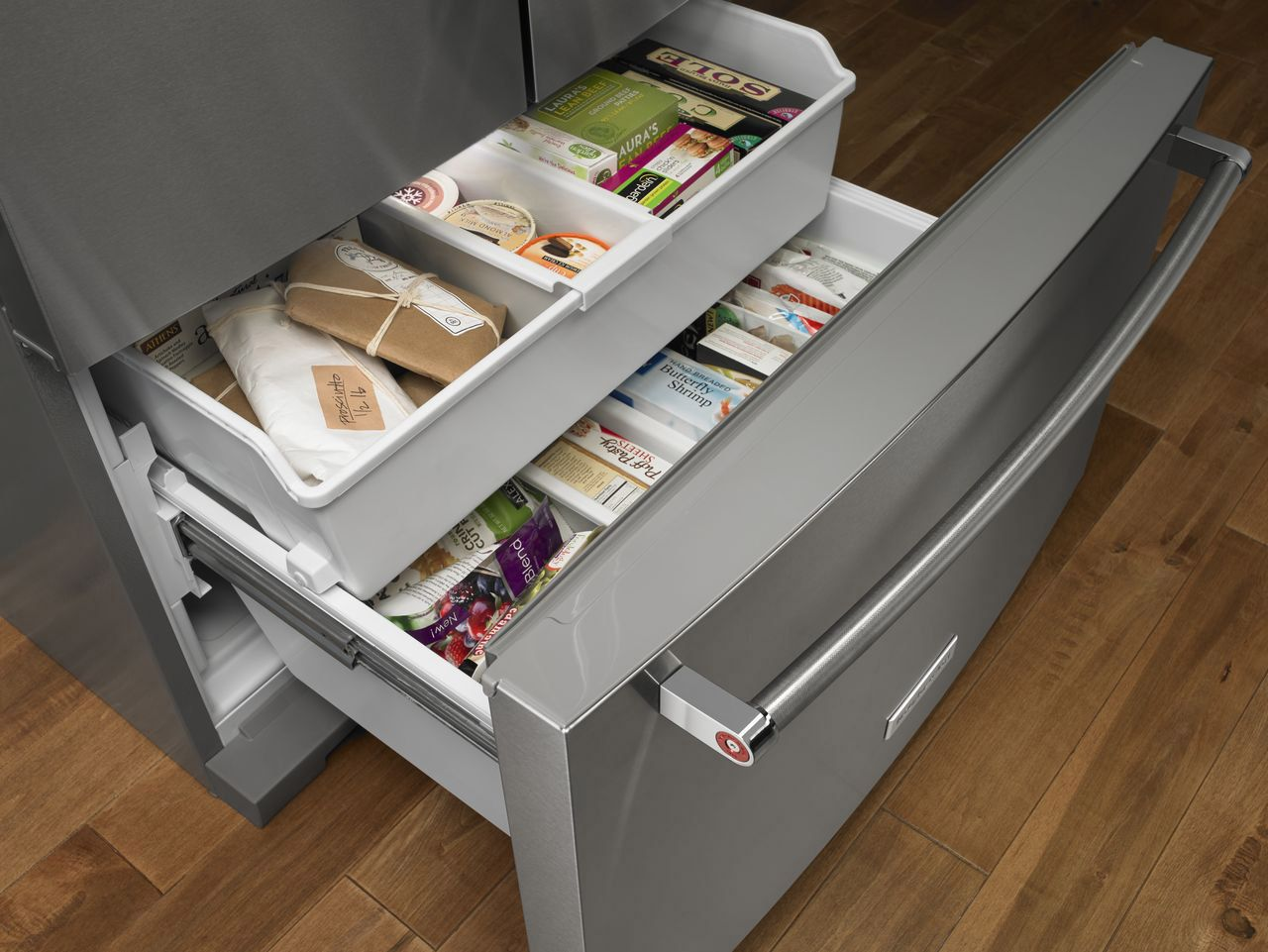 Kitchenaid French Door Refrigerator Krff507ess
