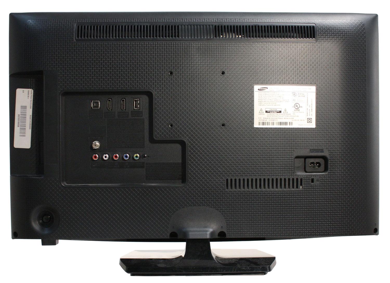 Samsung 24 Black LED 720P HDTV UN24H4000 AFXZA Abt
