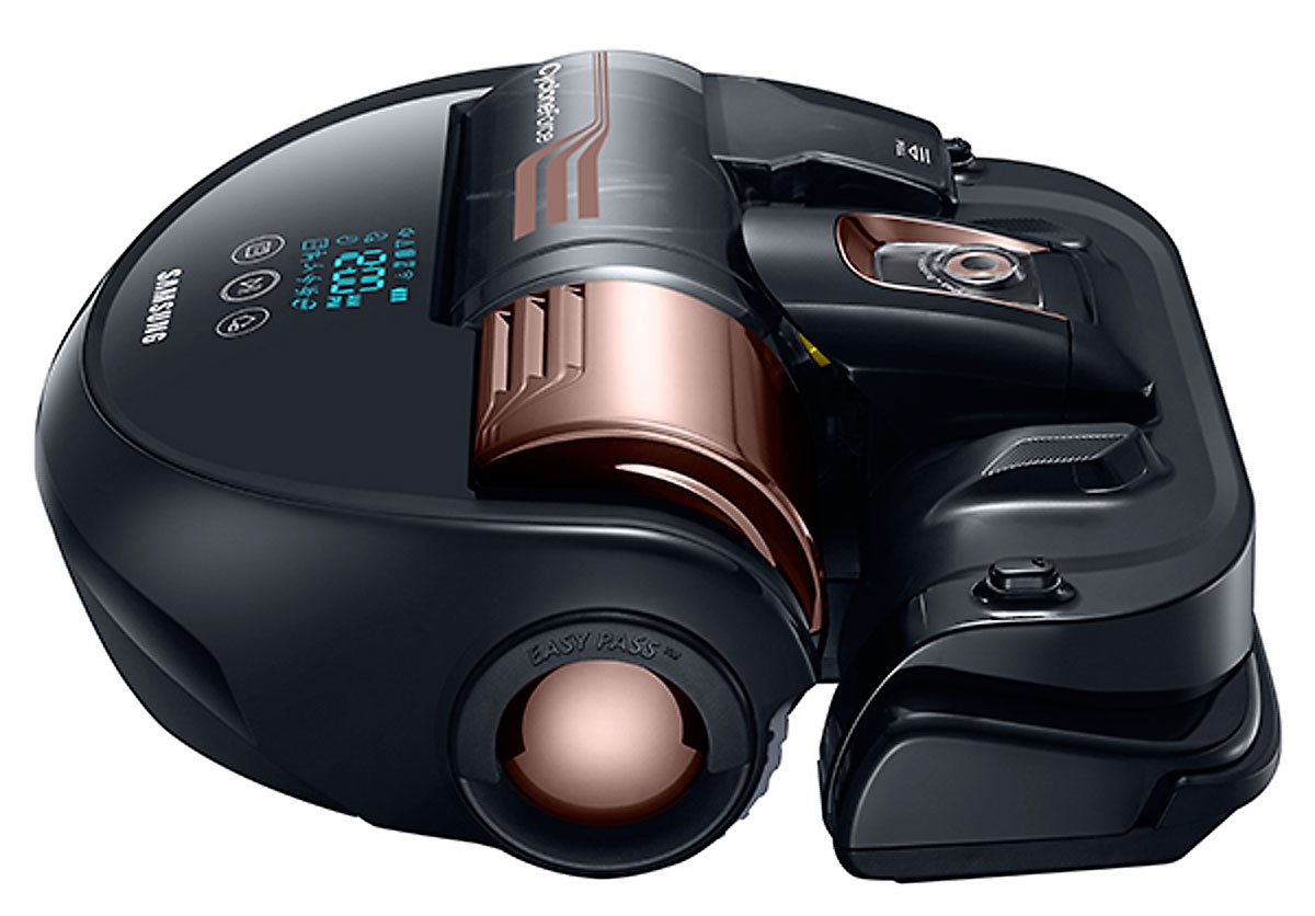 Samsung Powerbot Turbo Robot Vacuum Vr2ak9350wk