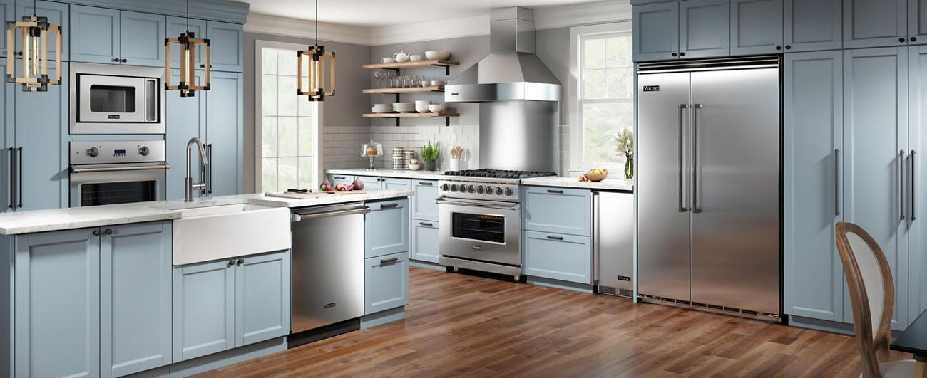 Viking Appliances Stove Tops Ranges Refrigerators Abt
