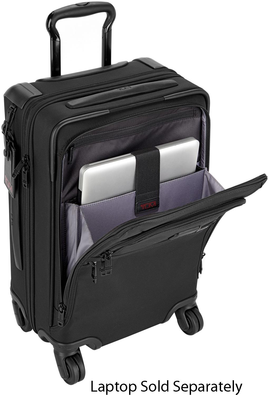 Tumi International Black Carry On 22616d2