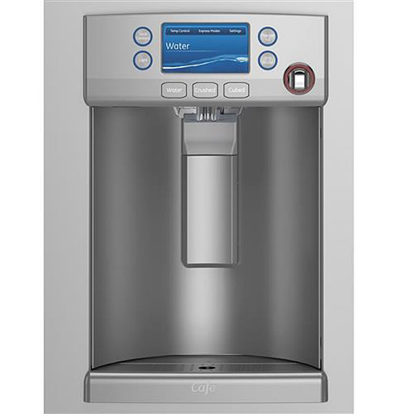 GE Cafe Stainless French-Door Refrigerator - CFE28TSHSS
