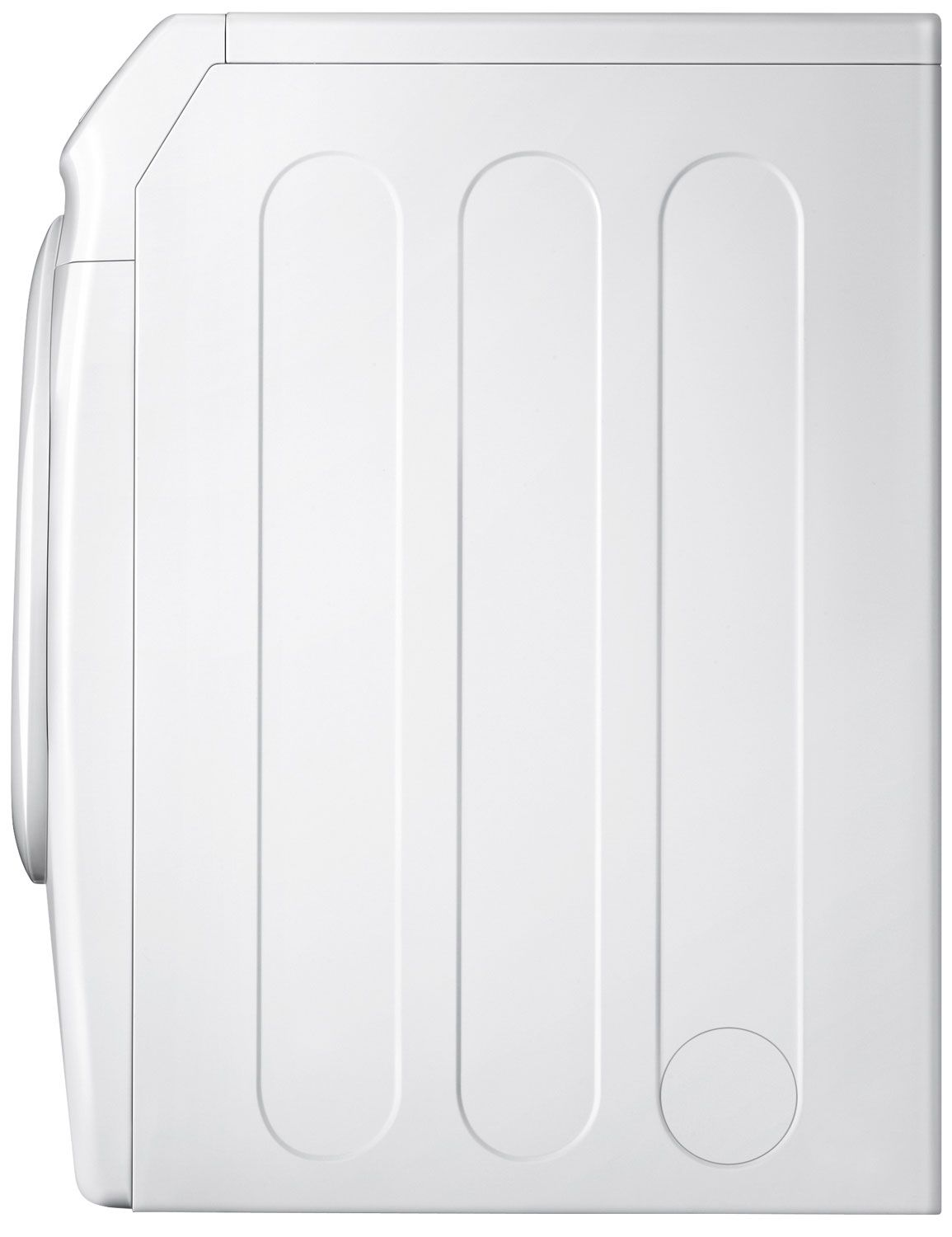 Samsung White Front-Load Electrical Dryer