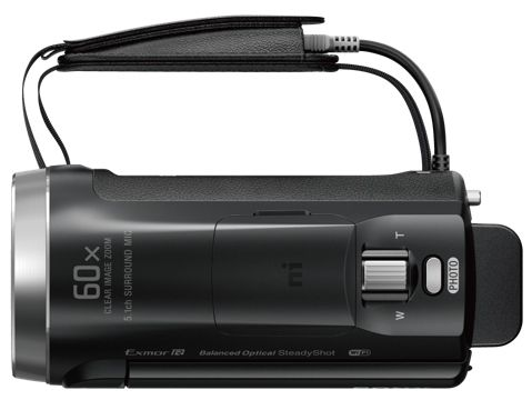 Sony Black Full Hd Handycam Camcorder Hdr Cx675