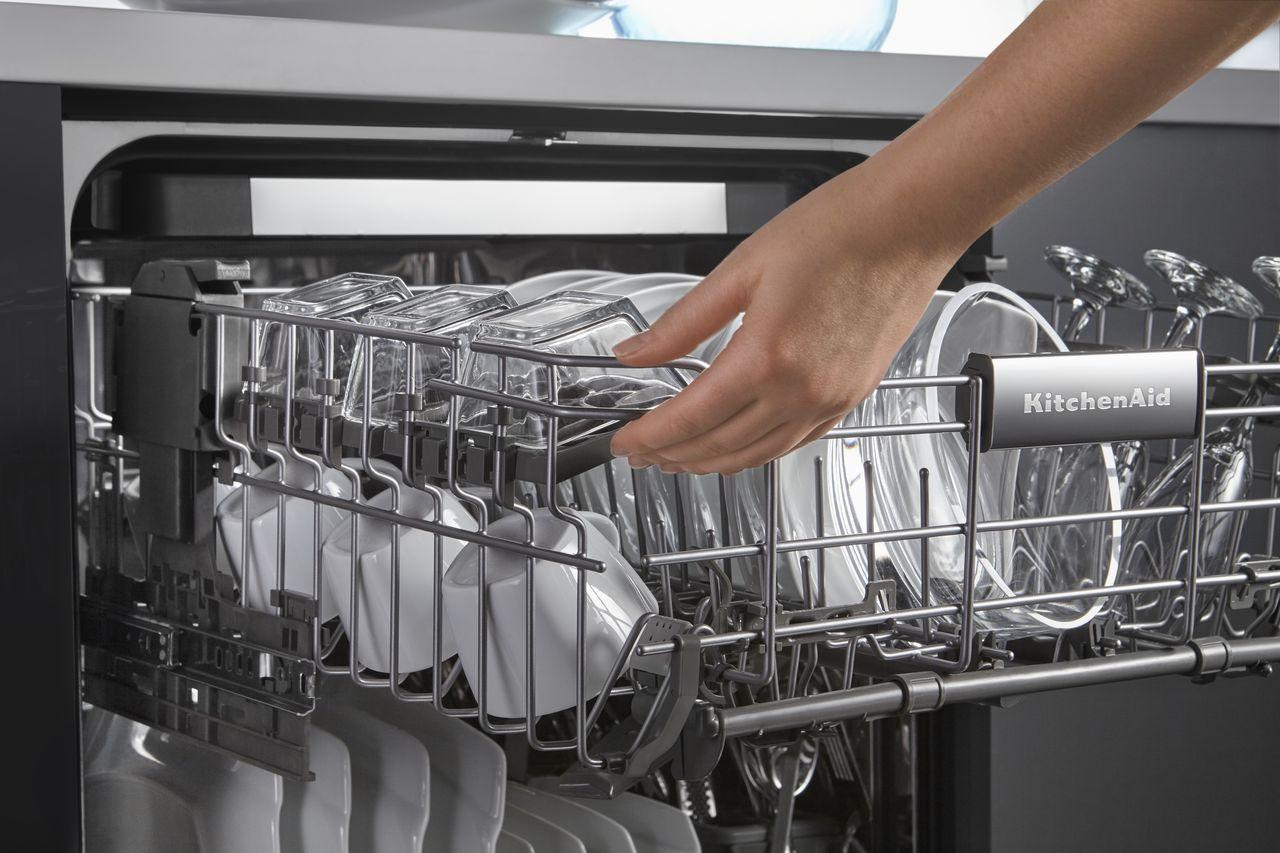 """KitchenAid Built-In Stainless Dishwasher - KDTM404ESS on jenn-air dishwasher, hotpoint dishwasher, stainless steel dishwasher, bosch dishwasher, small dishwasher, frigidaire dishwasher, kenmore dishwasher, open dishwasher, kenmoore dishwasher, drawer dishwasher, artisan series dishwasher, ninja blender dishwasher, old dishwasher, kenmore washer, whirlpool dishwasher, ge dishwasher, maytag dishwasher, general electric dishwasher, miele dishwasher, 24"""" wide dishwasher, portable dishwasher, kdtm354dss dishwasher,"""