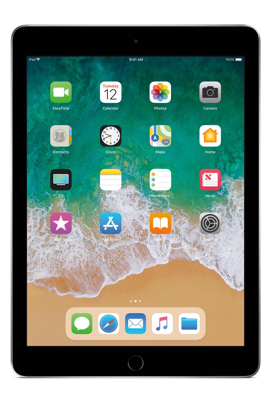 Apple Ipad 9 7 Inch 32gb Wi Fi Space Gray Mr7f2ll A