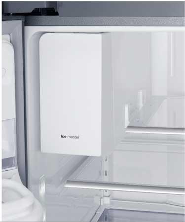 Samsung Stainless French Door Refrigerator Rf28hmedbsr
