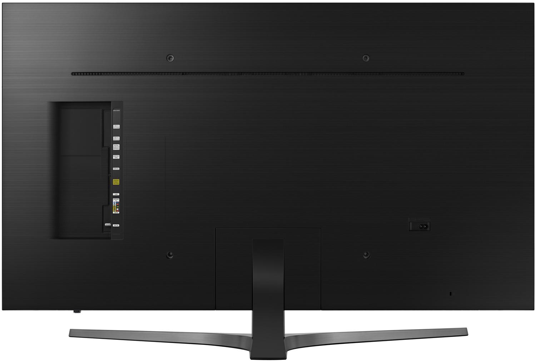 Samsung 40 Quot Black Uhd 4k Led Smart Hdtv Un40mu7000fxza