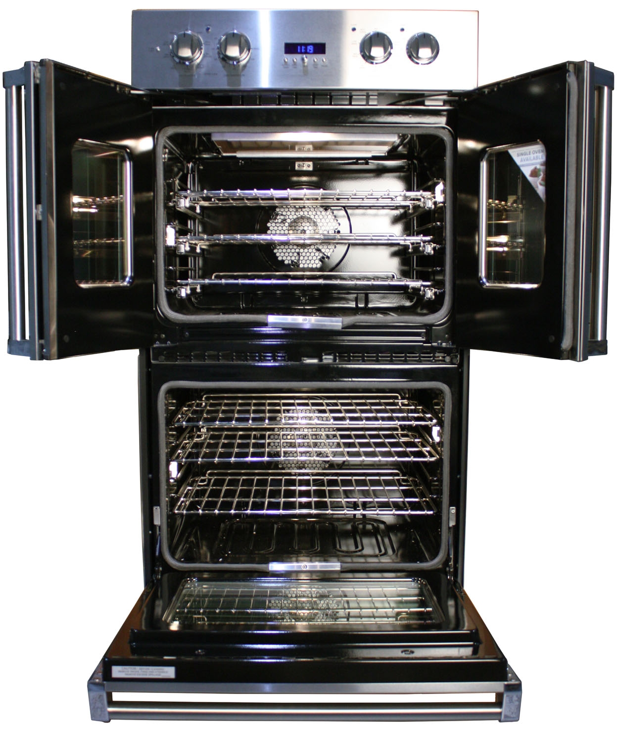Viking 30 Quot Blue Double French Door Oven Vdof730cb