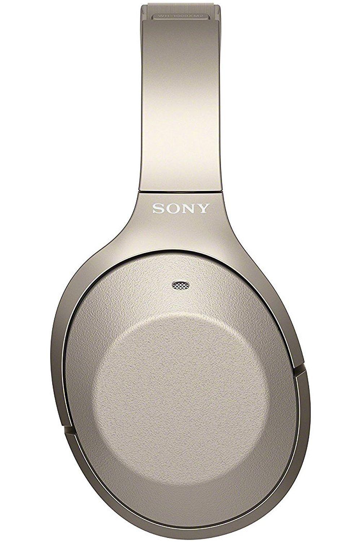 Sony Gold On Ear Wireless Headphones Wh 1000xm2 N