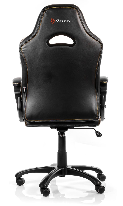 Arozzi Black Enzo Gaming Chair Enzo Bk