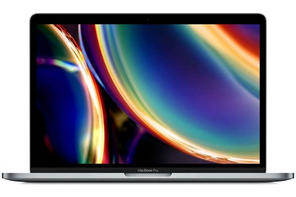 """Large image of Apple MacBook Pro 13"""" Space Gray Touch Bar And Touch ID 2.0GHz Intel Core i5 1TB SSD Laptop Computer (Mid 2020) - MWP52LL/A"""