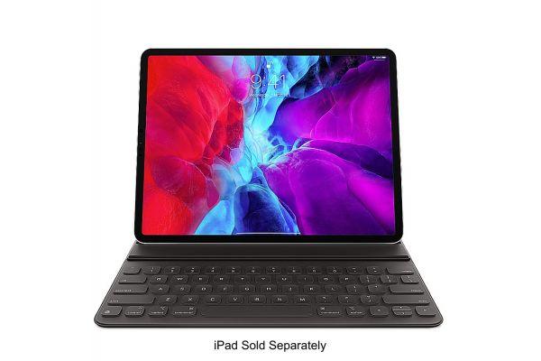 Large image of Apple Smart Keyboard Folio For iPad Pro 12.9-Inch (4th generation) - MXNL2LL/A