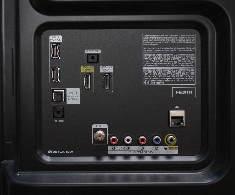 Samsung 60 Quot Black Led 1080p Smart Hdtv Un60j6200