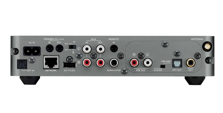Yamaha Wireless Streaming Preamplifier - WXC-50DS